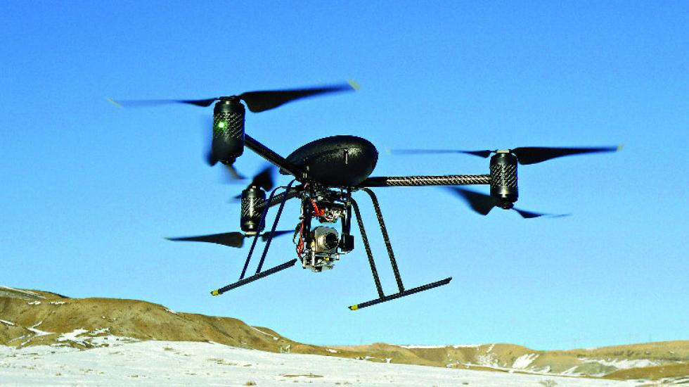 Security-Alert-for-Civilian-Drone seguro de drones