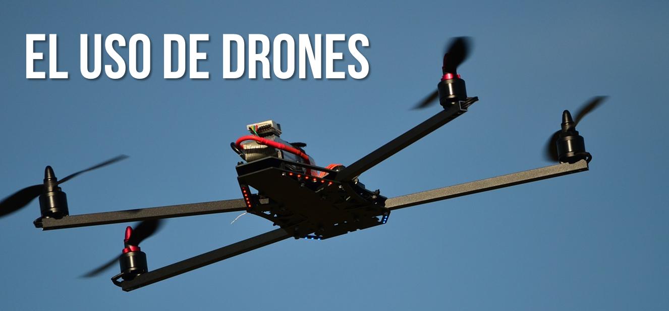 uso de drones puede ayudar a industrias seguro de drones