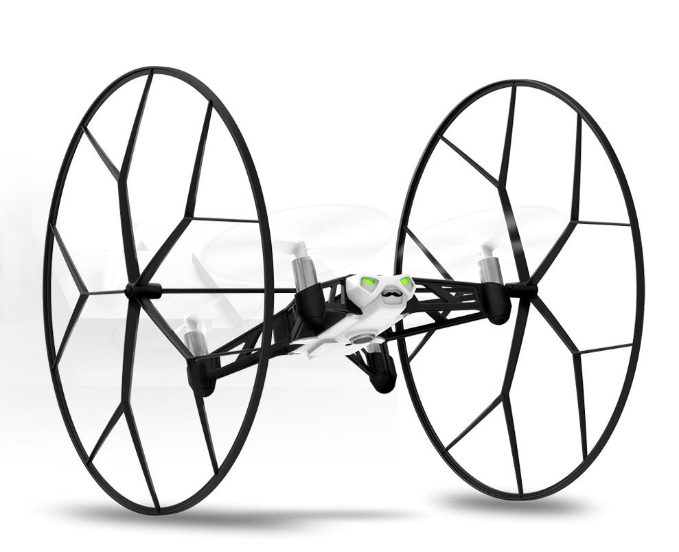 6 parrot spider seguro de drones