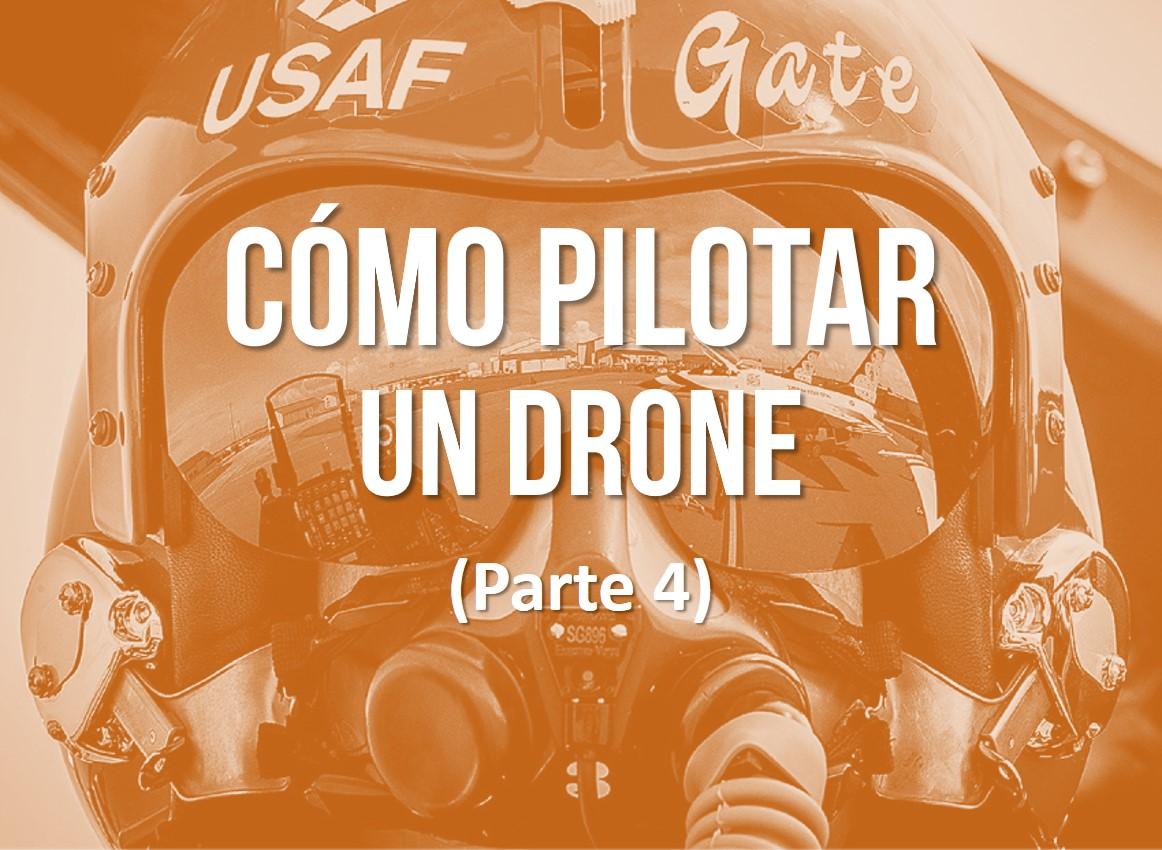 COMO PILOTAR UN DRONE 4 seguro de drones